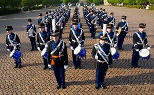 Trompetterkorps der KMAR
