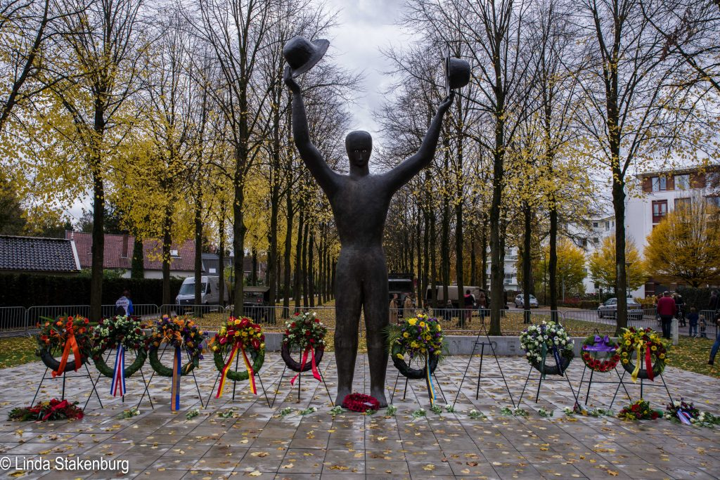 Remembrance Day 2018 in Apeldoorn